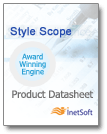 Dashboard Product Datasheet