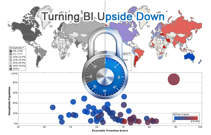 Data Mashup Turns BI Upside Down